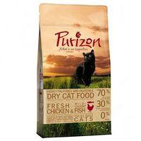 Purizon Adult dla kota, kurczak i ryba - 2,5 kg