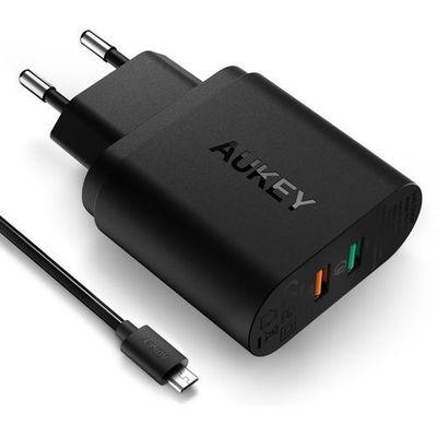 Ładowarki do telefonów Aukey Foster Technologies