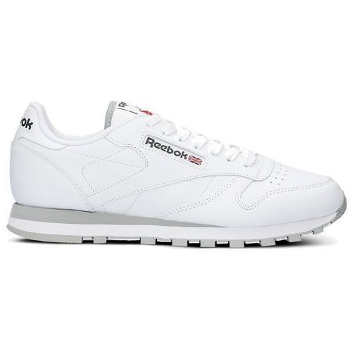 Buty Reebok Classic Leather - 2214 - Intense White/Light Grey