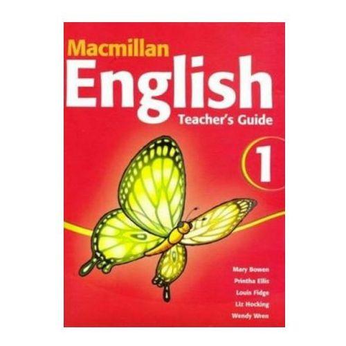 Macmillan English 1 Teacher's Guide (2006)
