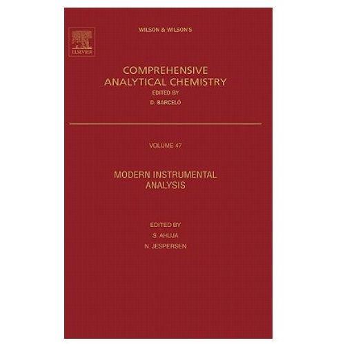 Modern Instrumental Analysis (2006)