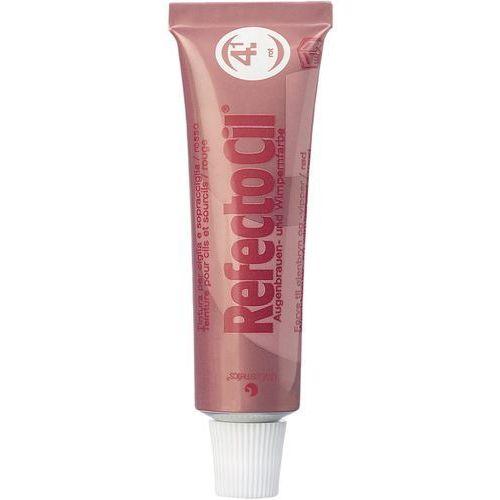 Henna żelowa czerwony/ rudy 4.1 15ml Refectocil - Super oferta