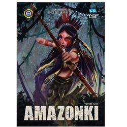 Amazonki. Gra Karciana