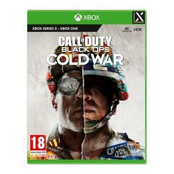 Call of Duty Black Ops Cold War PL (XSX)