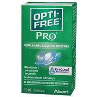 Alcon Opti-free pro krople nawilżające do soczewek 10 ml (zielone)