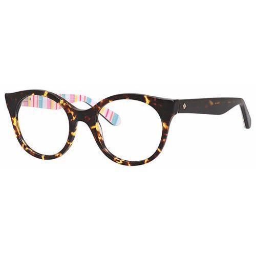 Okulary Korekcyjne Kate Spade Geralyn 0RNL 00