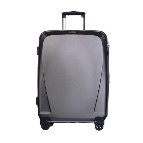 4d71e133b7f1b Puccini Pc019 london średnia walizka z poliwęglanu - foto Puccini Pc019  london średnia walizka z poliwęglanu
