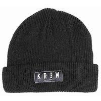 czapka zimowa KREW - Cuff Beanie Black (BLK)