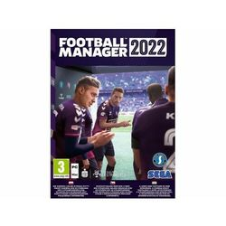 SPORTS INTERACTIVE Football Manager 2022 PC