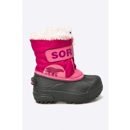 Sorel - śniegowce dziecięce childrens snow commander™ 652