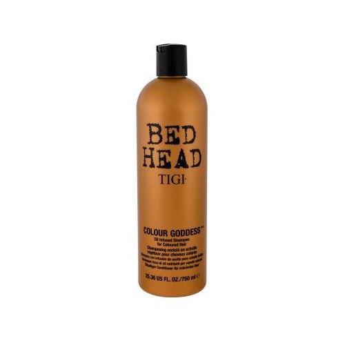 Bed head colour goddess szampon do włosów 750 ml dla kobiet Tigi