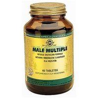 Tabletki SOLGAR Male Multiple witaminy i minerały dla mężczyzn