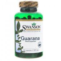 Kapsułki Guarana - 100 kaps
