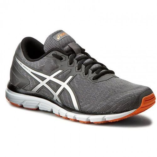 Asics gel-zaraca 5 - męskie buty do biegania (szary)