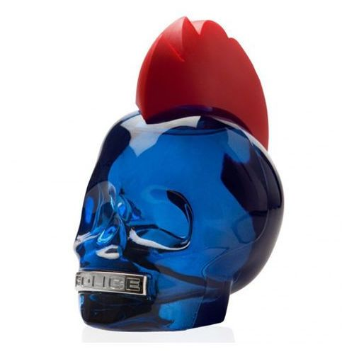 To be rebel edt 125ml tester Police