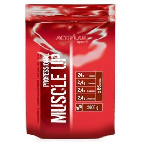 ACTIVLAB Muscle Up Professional - 2000g - Orange