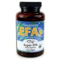 Kapsułki Swanson Super EPA Omega 3 100 kaps.