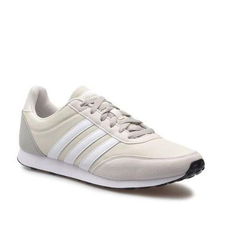 Buty v racer 2.0 f34446 beżowe/białe marki Adidas