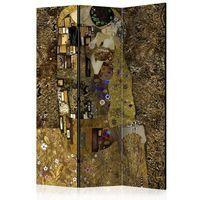 Parawan do mieszkania 3-częściowy - Złoty pocałunek 135 szer. 172 wys.