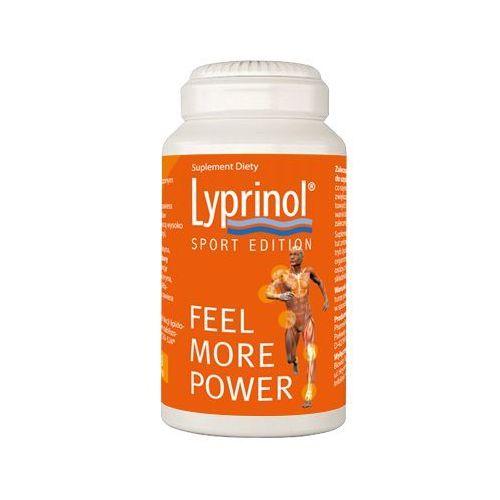Lyprinol Sport Edition kaps.elast.(żelatynowe) - 180 kaps