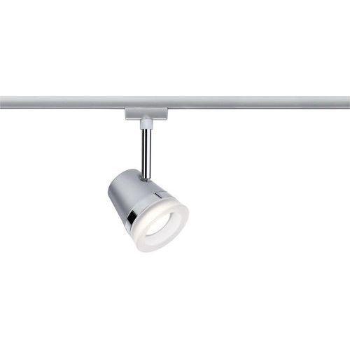 Lampa Szynowego Systemu Oświetlenia 95228 Ural żarówka Led Gu10 230 V 65 W Chrom Matowy Paulmann