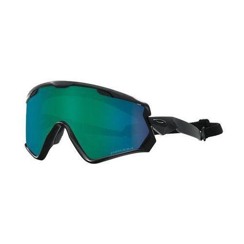Oakley goggles Gogle narciarskie oakley oo7072 wind jacket 2.0 707201
