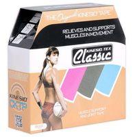 tex classic taśma do tapingu 5cm x 31,5m - cielista marki Kinesio