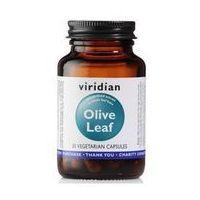 Olive Leaf - Liść Oliwny (30 kaps.) Viridian (5060003599050)