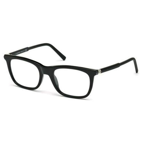 Okulary korekcyjne mb0610 005 Mont blanc