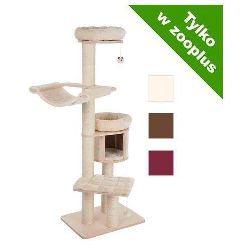 Natural paradise xl standard drapak dla kota - kremowy| -5% rabat dla nowych klientów| dostawa gratis + promocje marki Zooplus
