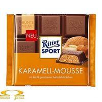 Czekolada karamell mousse 100g marki Ritter sport