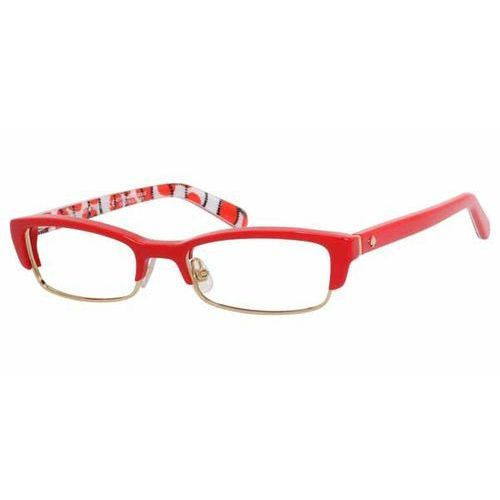 Kate spade Okulary korekcyjne joetta 0dq8 00