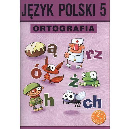 Ortografia 5 GWO, oprawa kartonowa