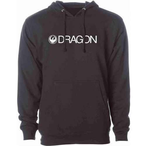 bluza DRAGON - Dr Trademark Hood Staple Line Black (001) rozmiar: L, 1 rozmiar