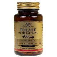 Solgar Foliany 400 mcg - 100 tabletek