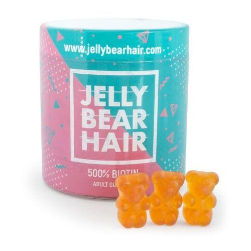 Jelly Bear Hair - żelki na włosy