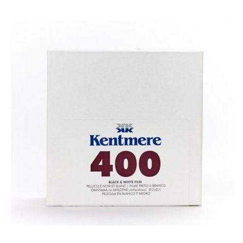 Ilford Kentmere 400/36 iso 400 30,5m na szpuli małoobrazkowy negatyw czarno-biały typ 135