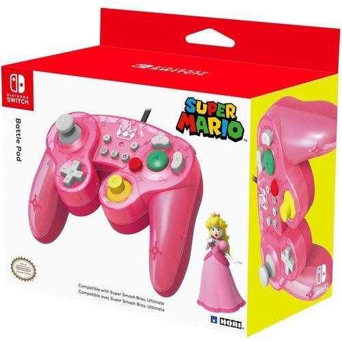 Kontroler smach bros gamepad peach do nintendo switch marki Hori