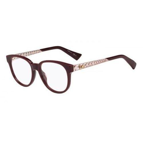 Dior Okulary korekcyjne diorama o2 e63