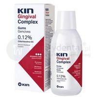KIN Gingival COMPLEX płyn z chlorheksydyną 0,12% (antyseptyka) 250ml, 21002