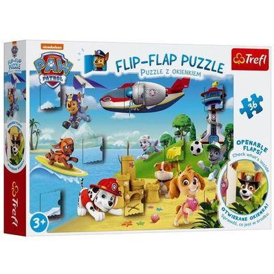 Puzzle Trefl MegaKsiazki.pl