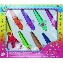 Nożyczki  TITANUM biurowe-zakupy