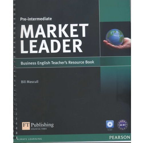 Market Leader 3rd Edition Pre-Intermediate Teacher's Resource Book with Test Master CD-ROM, Pearson