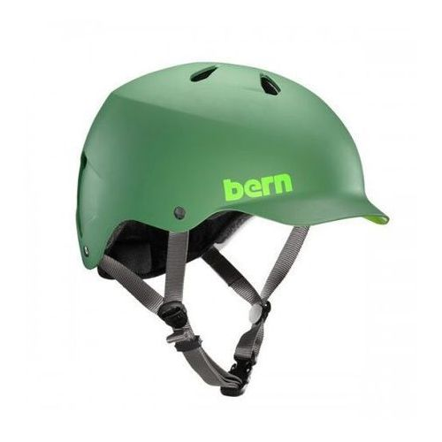 Bern watts h2o (matte leaf green) 2016