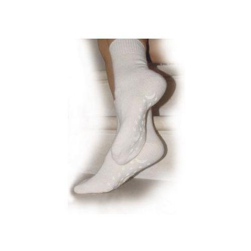 Skarpety rozgrzewające z angorą - unisex (z systemem antyposlizgowym) - czsalus Czsalus (włochy)