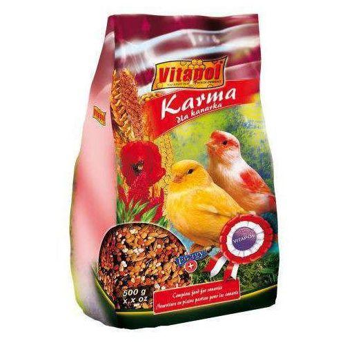 pokarm dla kanarka 500g marki Vitapol