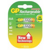 GP Batteries akumulatory 1000AAA (2 szt.) (4891199079061)