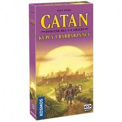 Galakta Gra catan - kupcy i barbarzyńcy dodatek dla 5-6 graczy