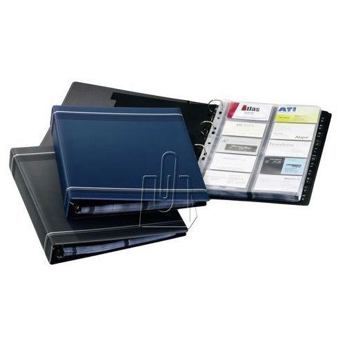 Durable Wizytownik visifix 400 wizytówek grafitowy 238858 (4005546208893)