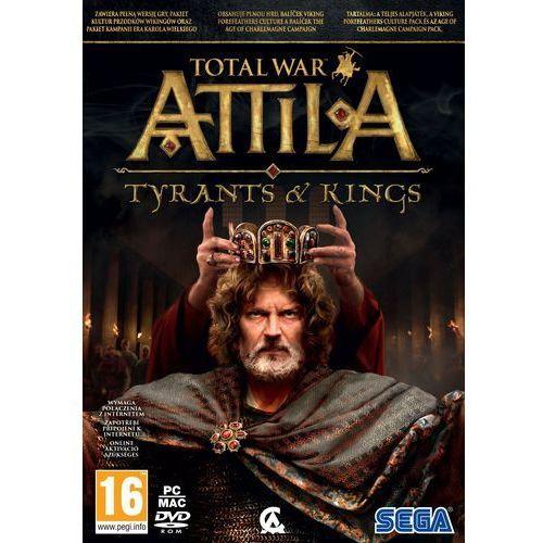 Sega Total war attilla + dlc pc pl